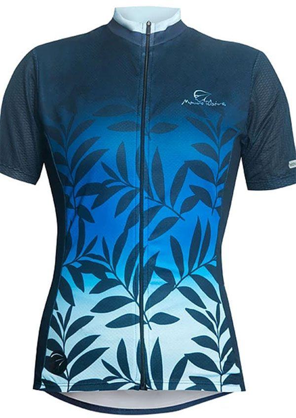 Camisa Mauro Ribeiro - Nature - Feminina - Azul