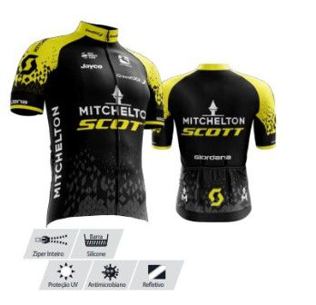 Camisa Refactor Tour de France Scott Preta