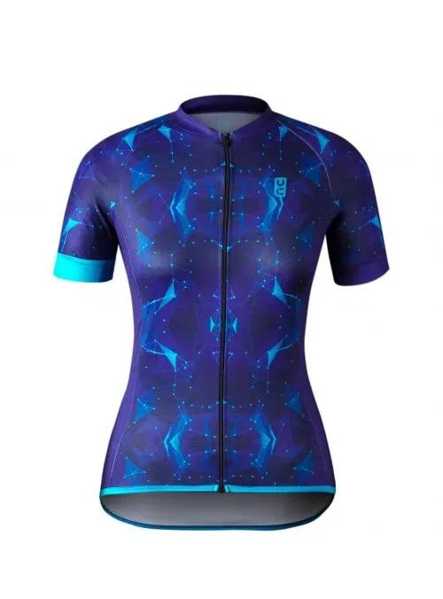 Camisa Ultracore - Future Vector - Feminina - Azul