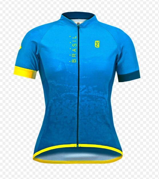 Camisa Ultracore - Rio Brazil - Feminina - Turquesa