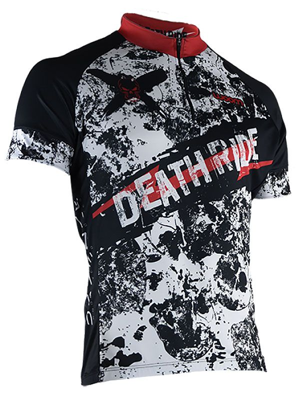 Camisa Woom Essense - Death Ride