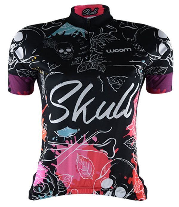 Camisa Woom Essense - Skull - Feminina