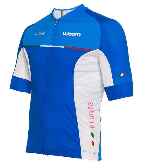 Camisa Woom Supreme Azzurra - Masculina