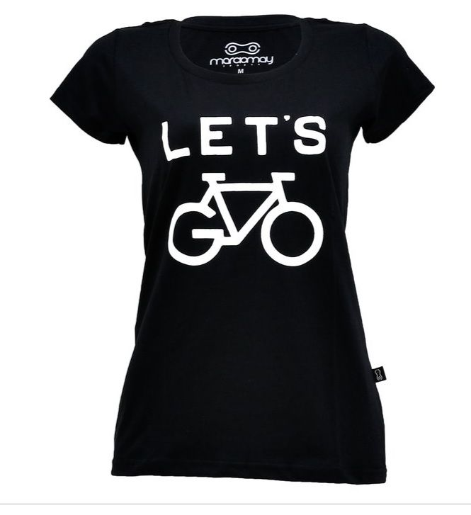 Camisa Casual Feminina Márcio May Sports Let's Go Preta