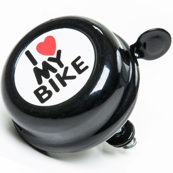 Campainha Trim Trim - I Love My Bike