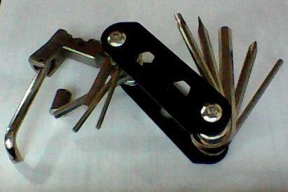 Canivete Cairu - 11 funções