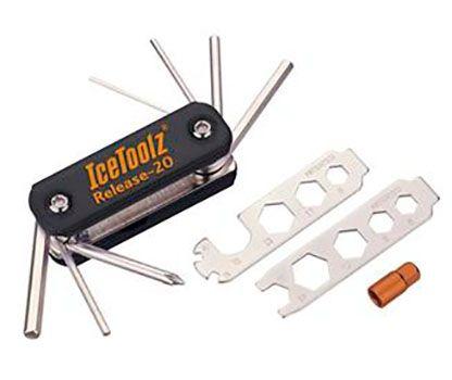 Canivete IceToolz 93B1 - 20 Funções