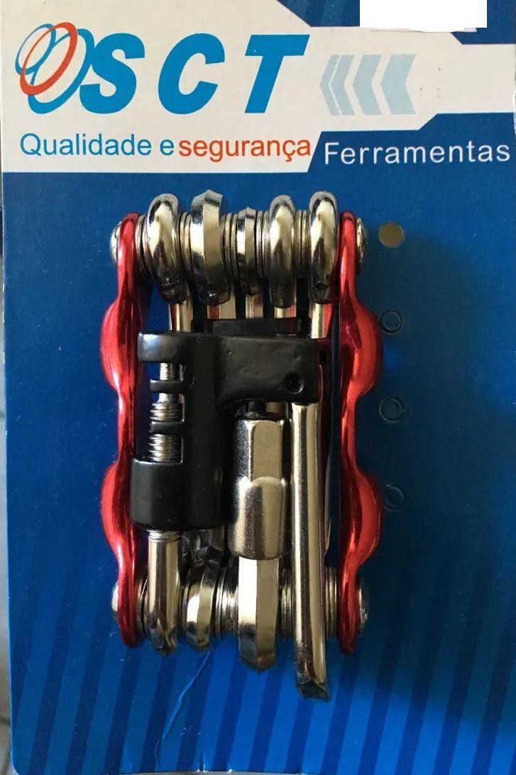 Canivete SCT - 11 funções