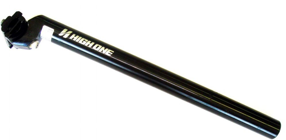 Canote HIGH ONE - 31.6 X 350 mm - Preto