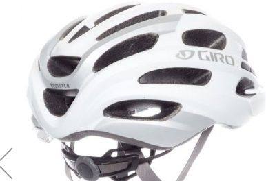 Capacete Giro - Register - Branco Fosco