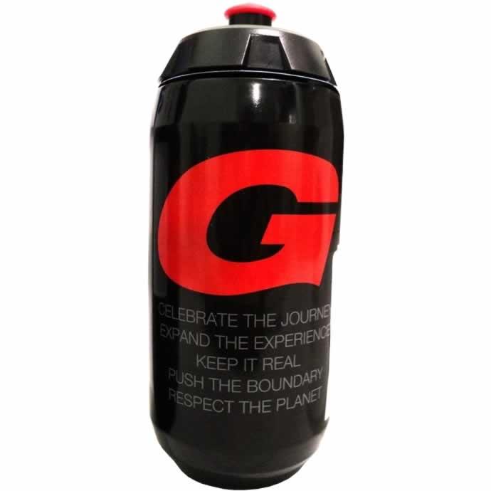 Caramanhola Giant - GoFlo - 600 ml - Preta / Vermelha