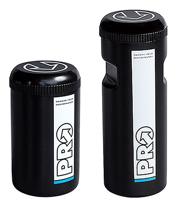 Caramanhola Shimano - Storage Bottle - Porta Objetos - Preto