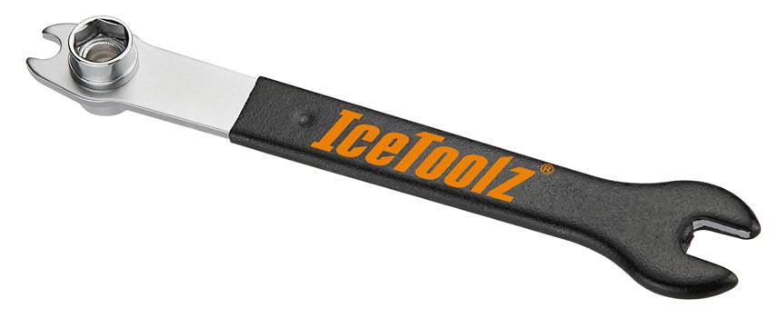 Chave Icetoolz - p/ pedal e Braço de Pedivela