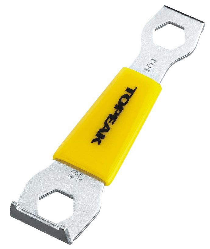Chave Topeak - Ajuste Coroa Pedivela - Chainring Nut Wrench