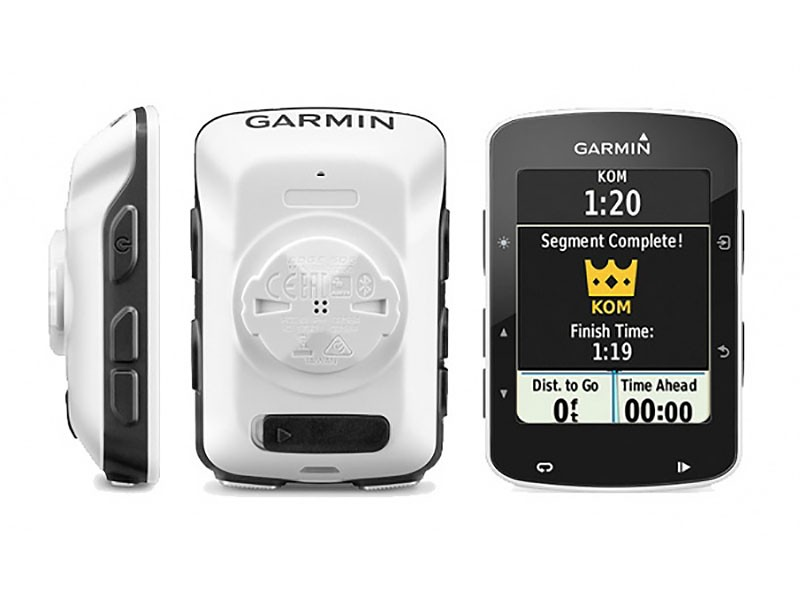 GPS Garmin - Edge 520 - Bundle