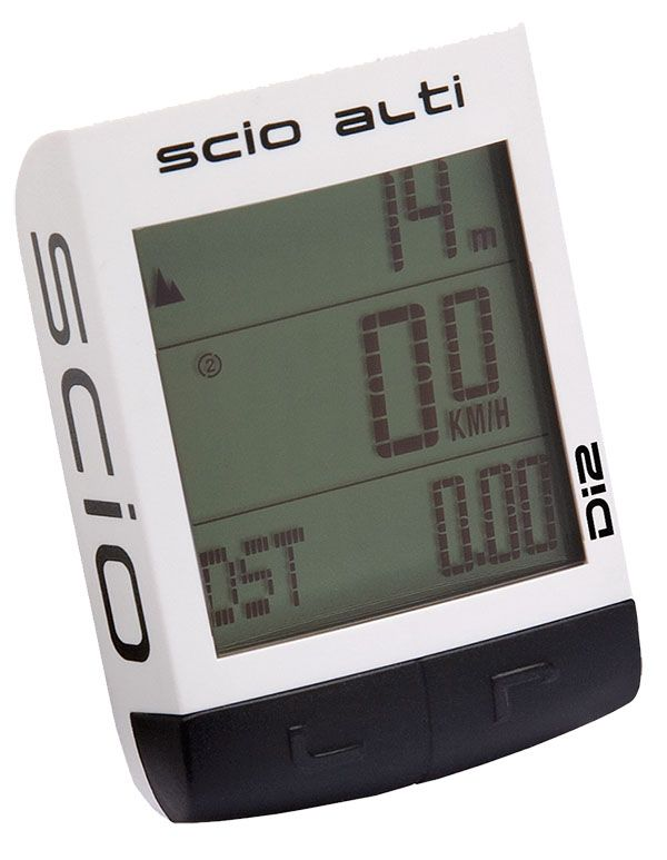 Ciclocomputador Shimano Pro - SCIO ALTI ANT+ - Wirelles