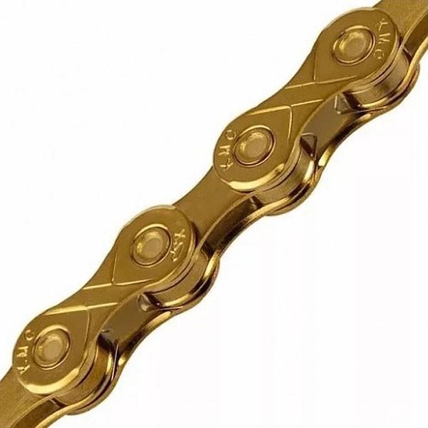 Corrente KMC - X9 - 9v - Dourada