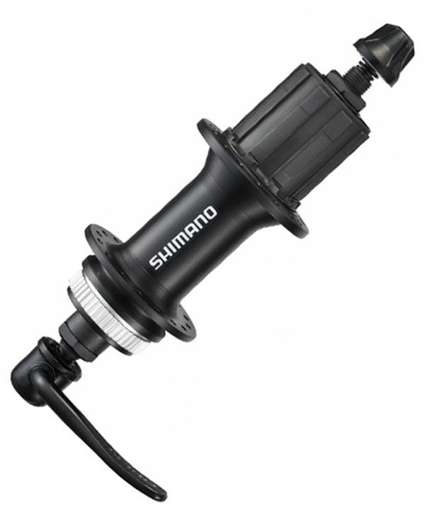 Cubo Shimano - Traseiro - RM35 - Disc Center Lock