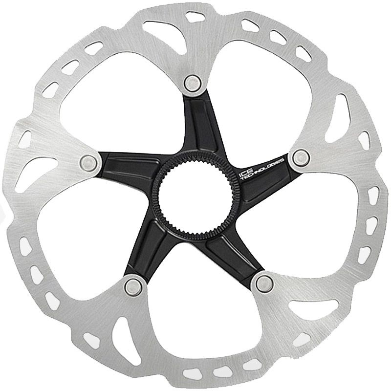 Disco / Rotor Shimano - Deore XT RT81S - 160 mm - CL