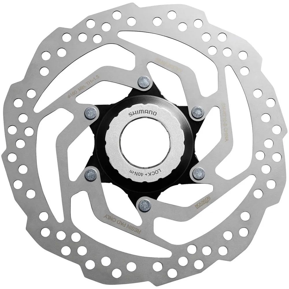 Disco / Rotor de Freio - Shimano RT10 - Center Lock