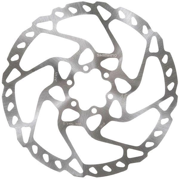 Disco / Rotor Shimano - RT66 - 180 mm - Parafuso