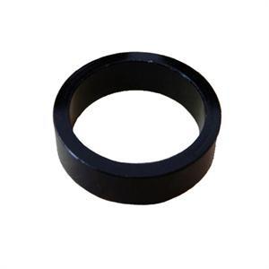 Espaçador Espiga / Caixa de direção - 10 mm - Preto