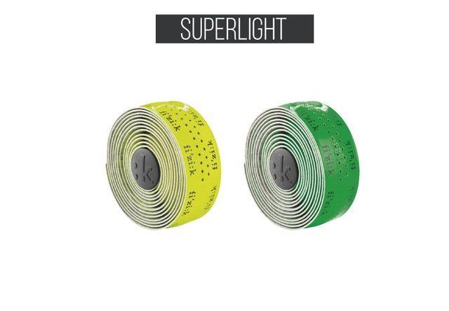 Fita de Guidão Fizik - Superlight Classic Touch COM LOGO - 2 mm