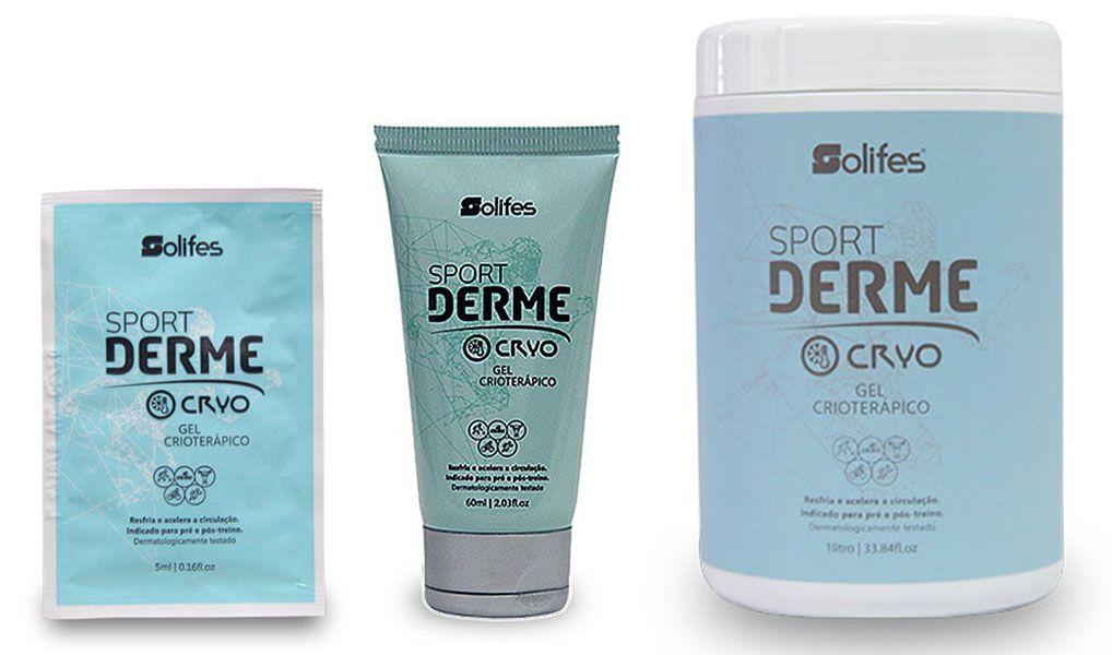 Gel Solifes - Sport Derme CRYO - Crioterápico