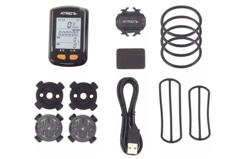 GPS Atrio Iron - BI132 C/ Blotooth
