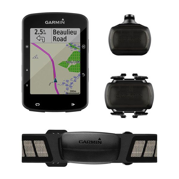 GPS Garmin - Edge 520 Plus - Bundle