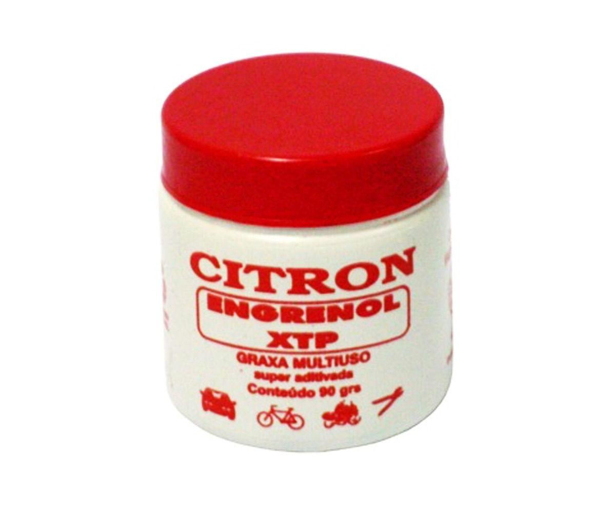 Graxa Citron - XTP Super Ativada
