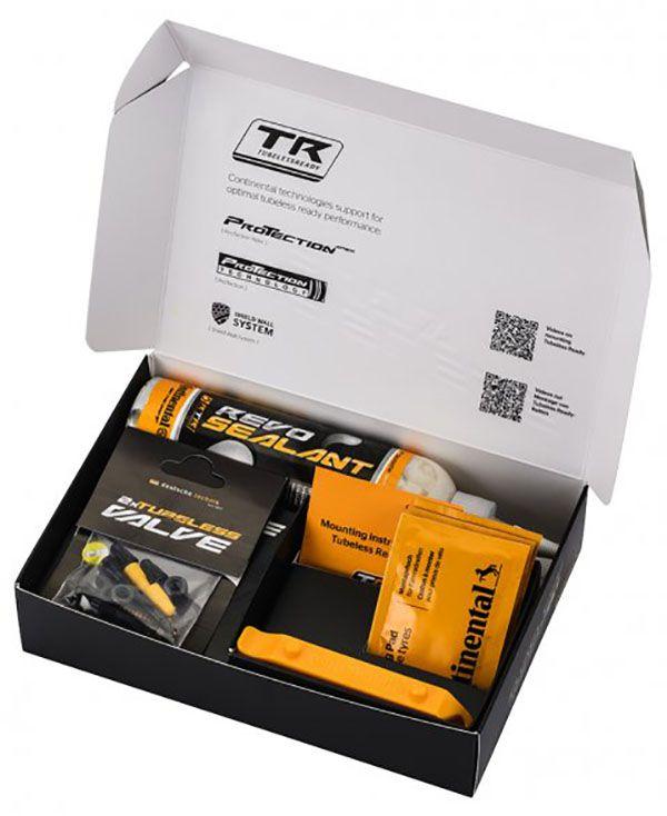 Kit Continental - Tubeless Ready Set
