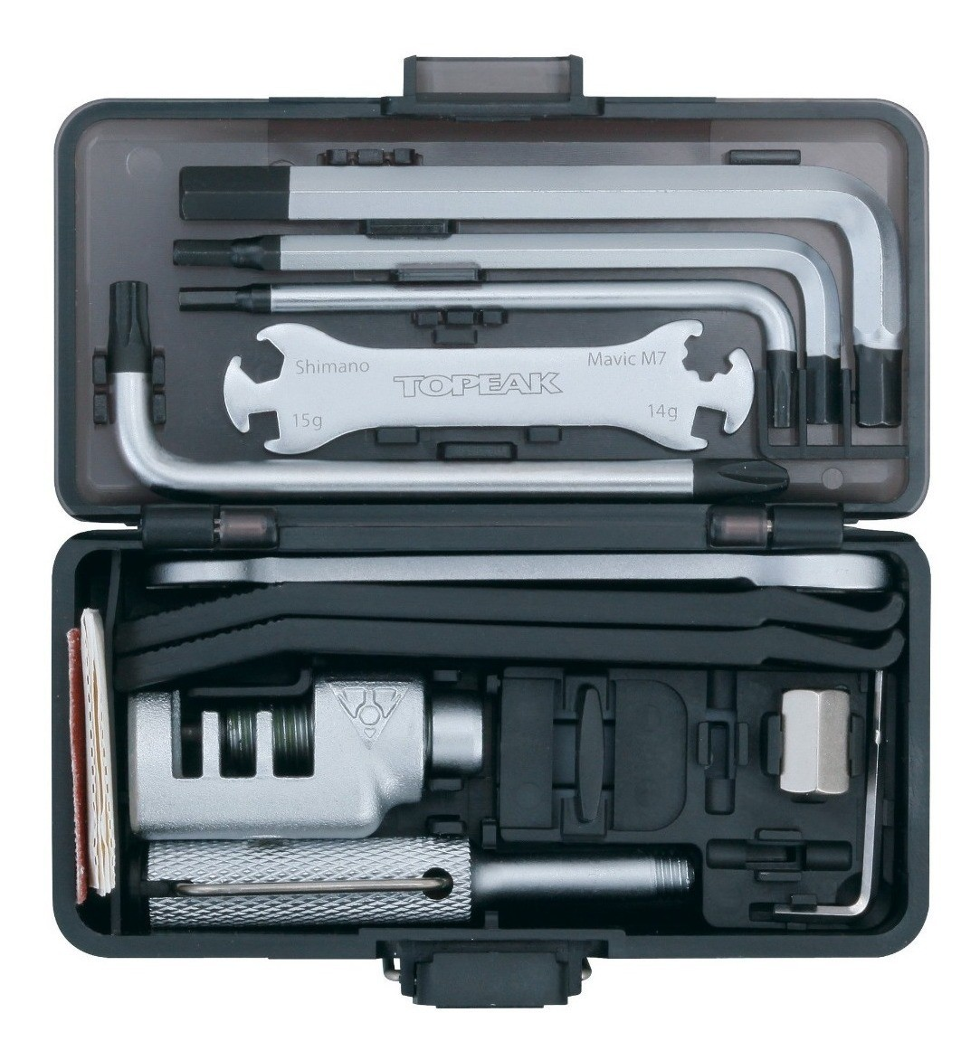 Kit Ferramenta Topeak - Survival Gear Box