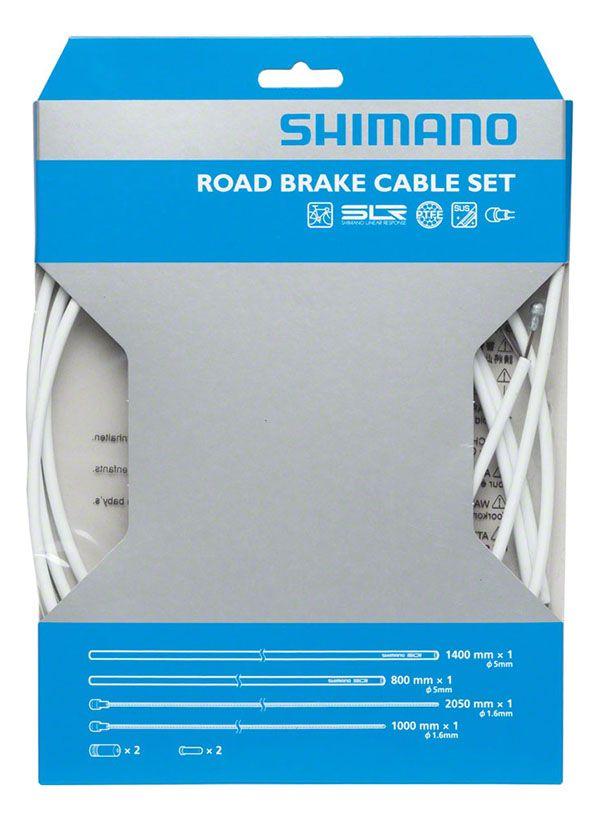 Kit Shimano - Cabos e Conduítes de Freio - Speed