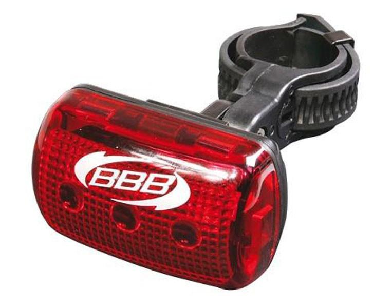 Lanterna Dianteira / Traseira - BBB BLS-76-BLK