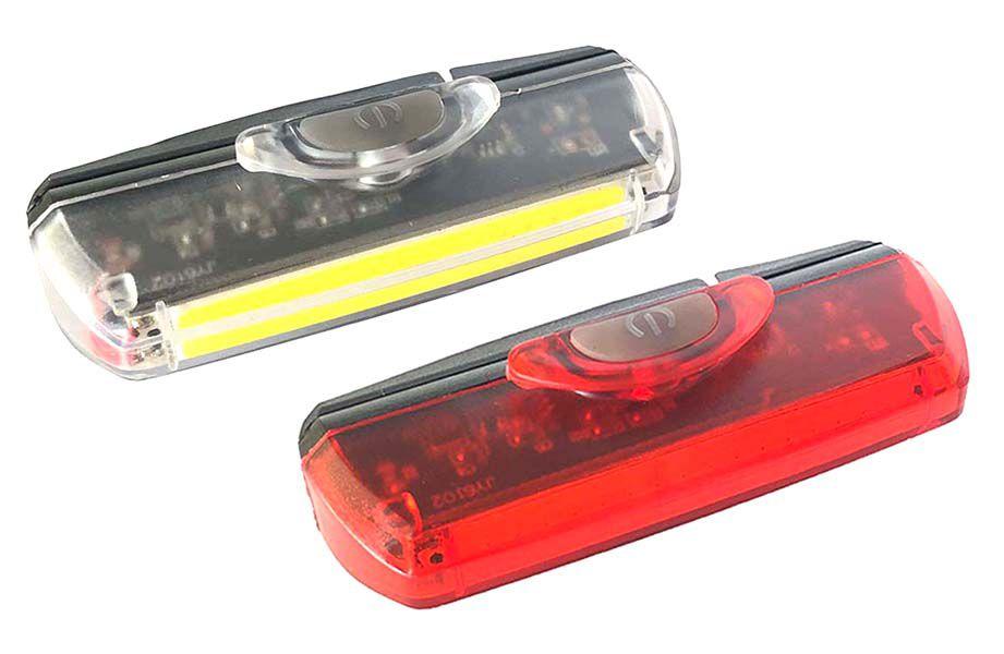 Lanterna Elleven - Light - Dianteira / Traseira