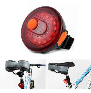 Lanterna Traseira Bainbow - Vermelha