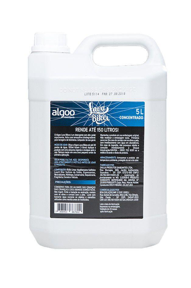 Lava Bikes - Algoo - 5 Litros - Rende até 150 Litros