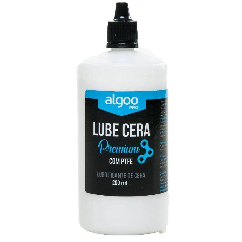 Lubrificante Algoo - Lube Cera Premium PTFE - 200 ml