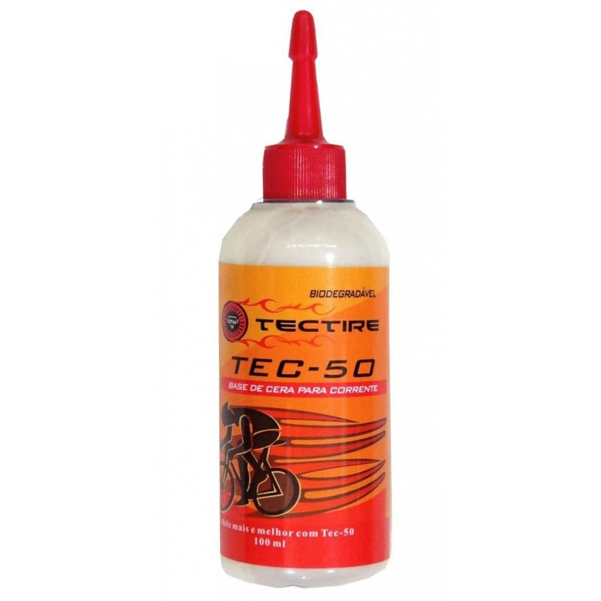 Lubrificante Tectire - Tec-50 - Seco - 120 ml