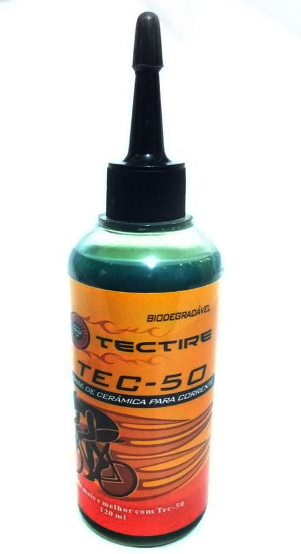 Lubrificante Tectire - Tec-50 Úmido - 120 ml