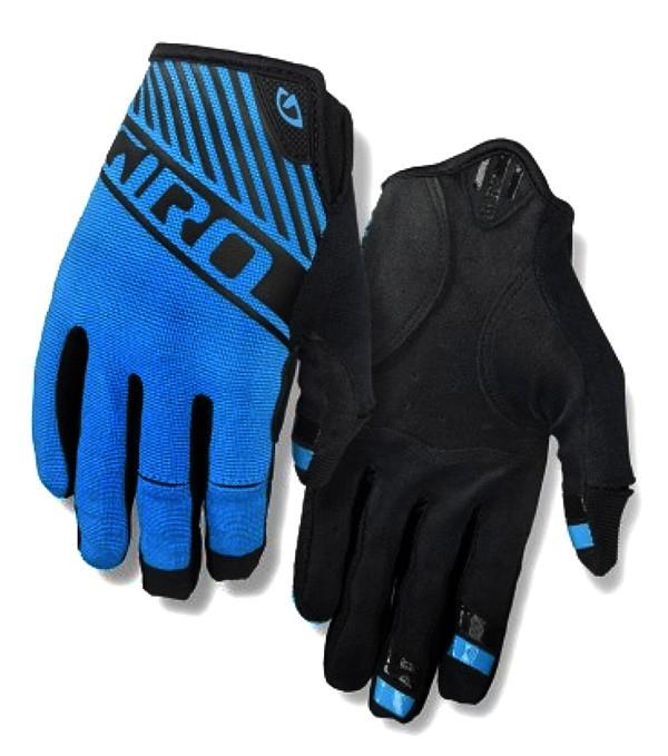 Luva Giro - DND - Dedo Longo - Azul