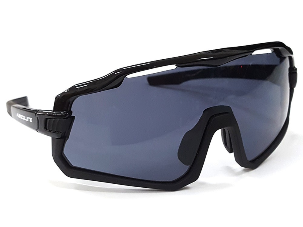 Óculos de Ciclismo - Absolute Wild - Preto