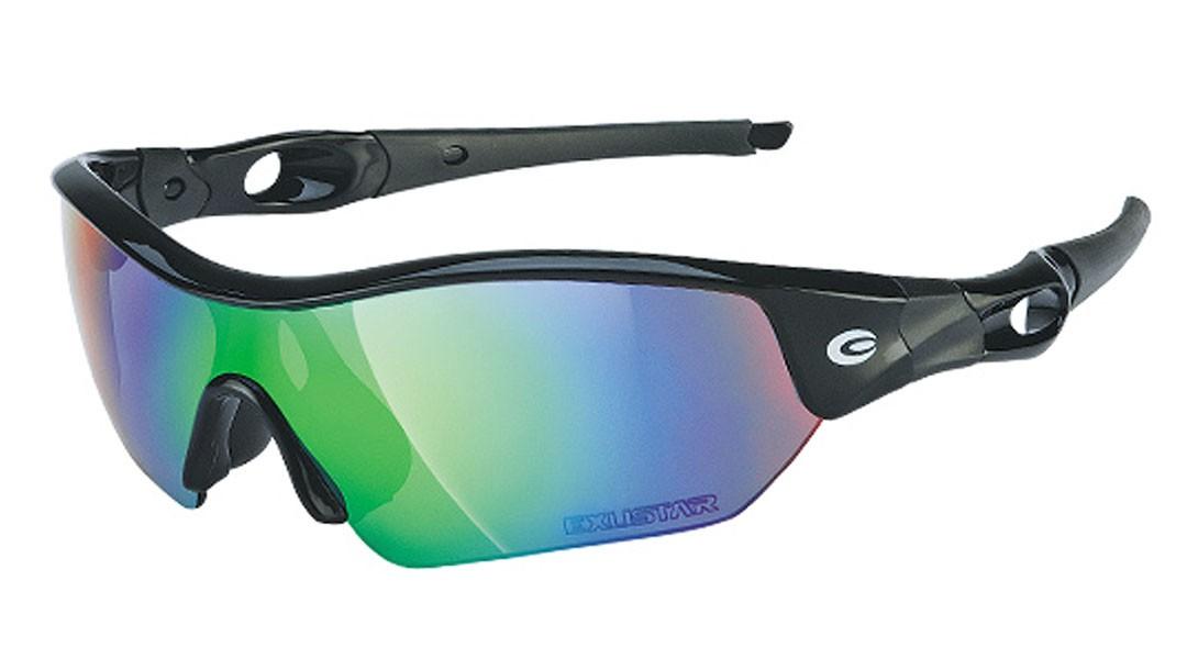 Óculos Exustar - E-CSG09-BK - Preto