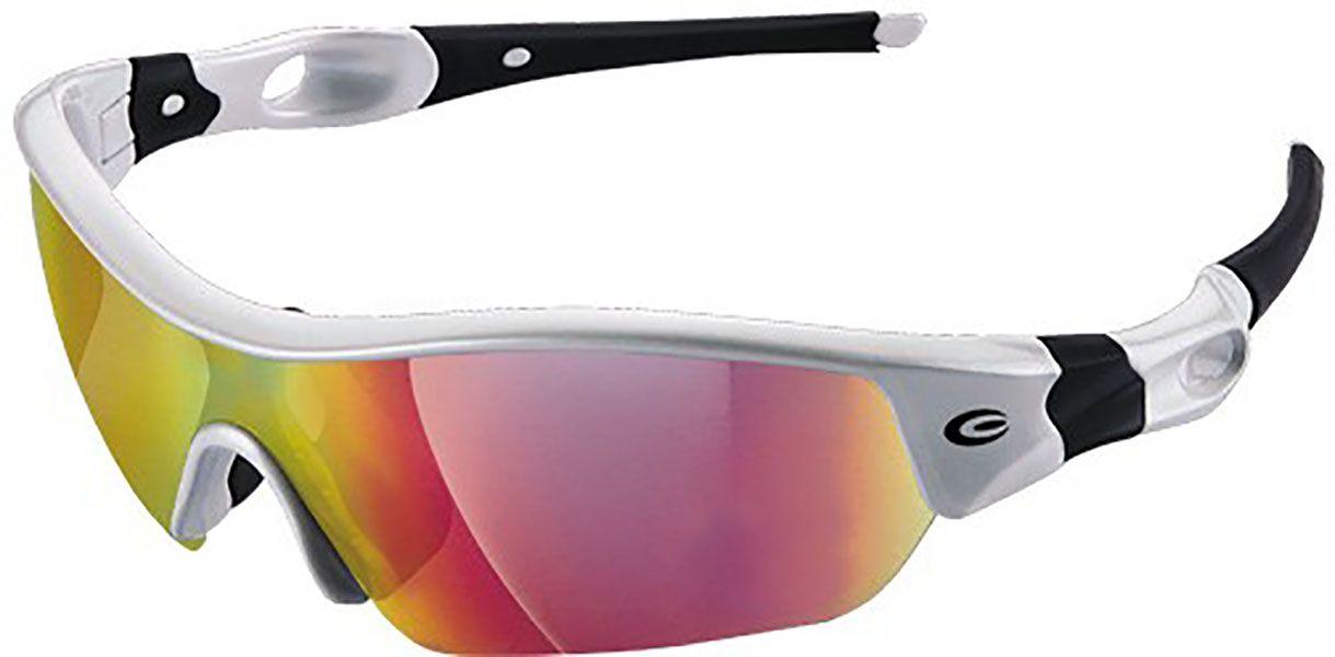 Óculos Exustar E-CSG09-WH - Branco / Preto