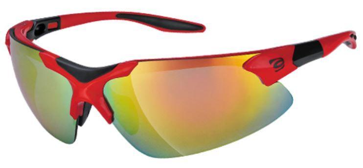 Óculos Exustar - E-CSG17-RD - Vermelho