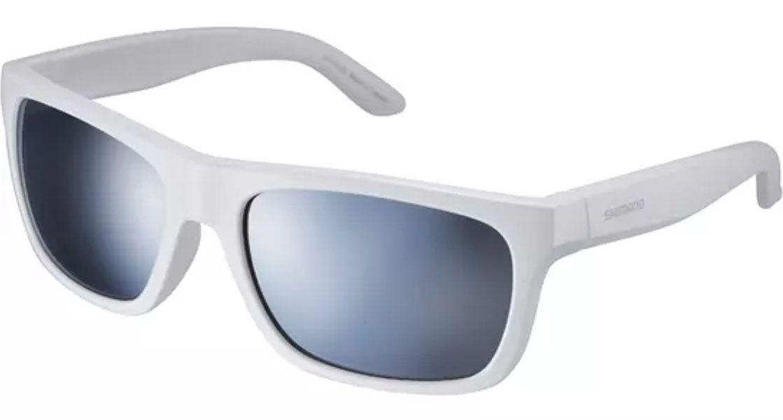 Óculos Shimano - CE-S23X - Branco - Lente Cinza