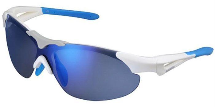 Óculos Shimano - CE-S40RS - Branco / Azul
