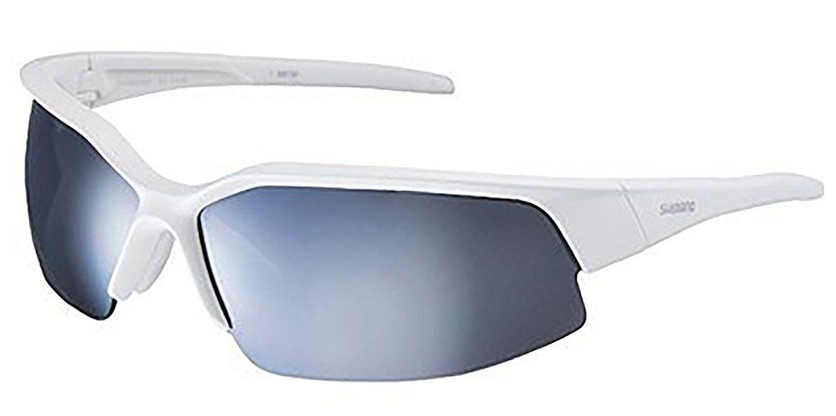 Óculos Shimano - CE-S51R - Branco - Lente Cinza