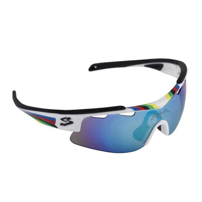 Óculos Spiuk - Arqus Lente Azul Espelhada - Armação WCH